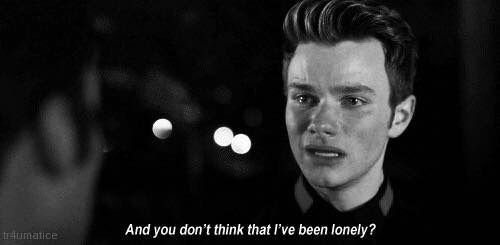 Depressing Quotes Sad Tumblr Tumblr Quotes B W: Black And White, Glee, Grunge, Life, Lonely, Quote, Sad