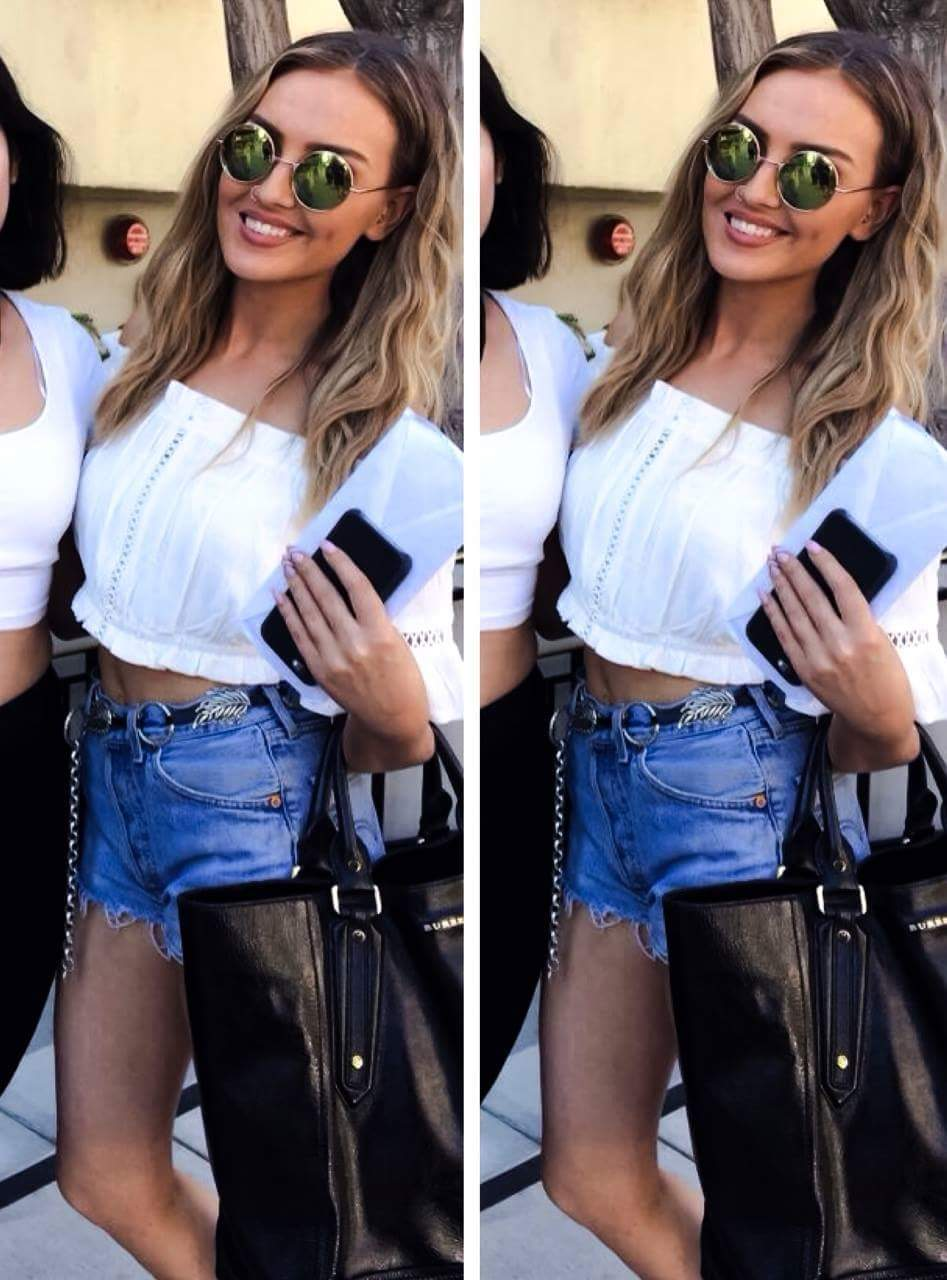 hair, little mix and perrie edwards