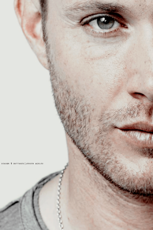 closeup, jensen ackles, outtakes, supernatural, s9 photoshoot