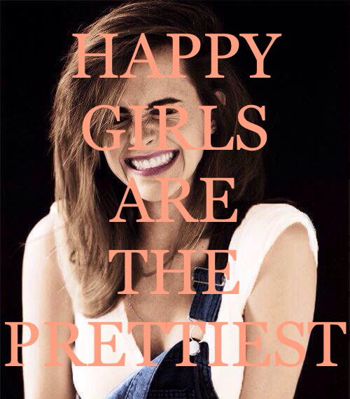 Actress Emma Watson Fashion Girl Happy Hermione Granger Hp Inspirational Quotes Quote