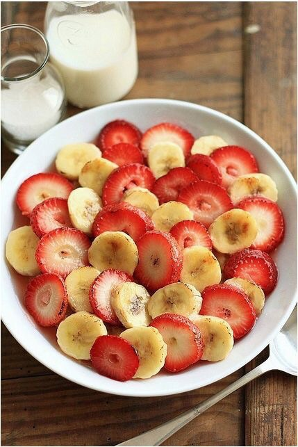 fruits and vegetables for healthy eyes fruit salad for breakfast healthy