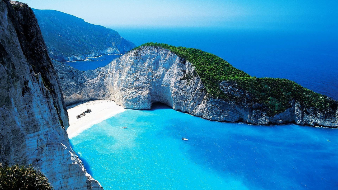 greece, nature, nature wallpapers and zakynthos