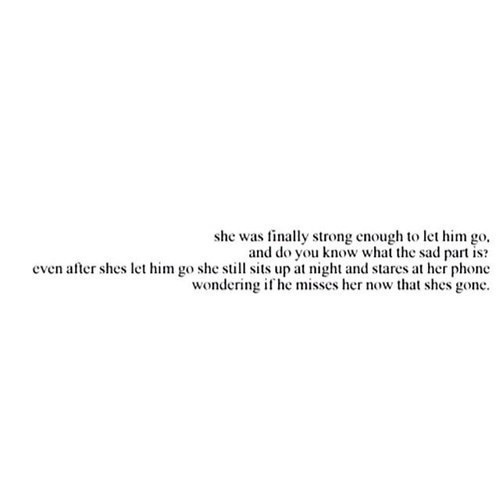 boy, girl, life, love, miss, quote, quotes, relationship ...