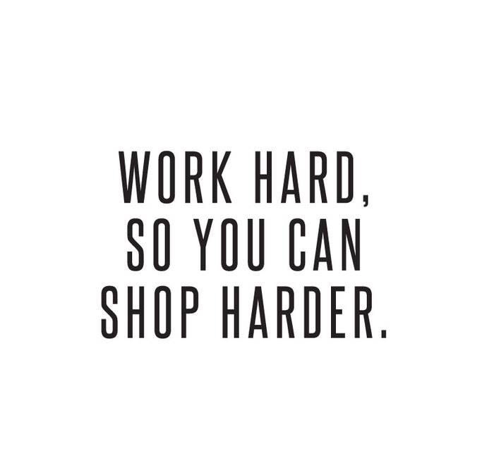 beauty, fashion, hard and quote