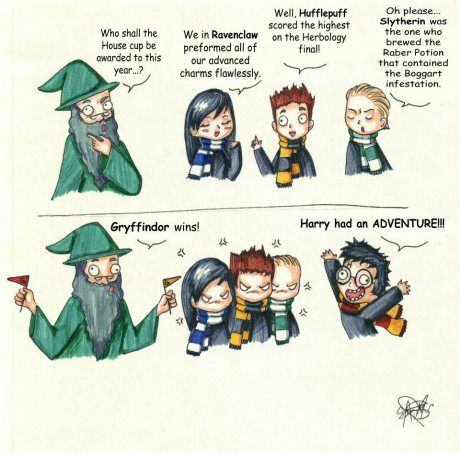 draco malfoy, dumbledore, funny and gryffindor