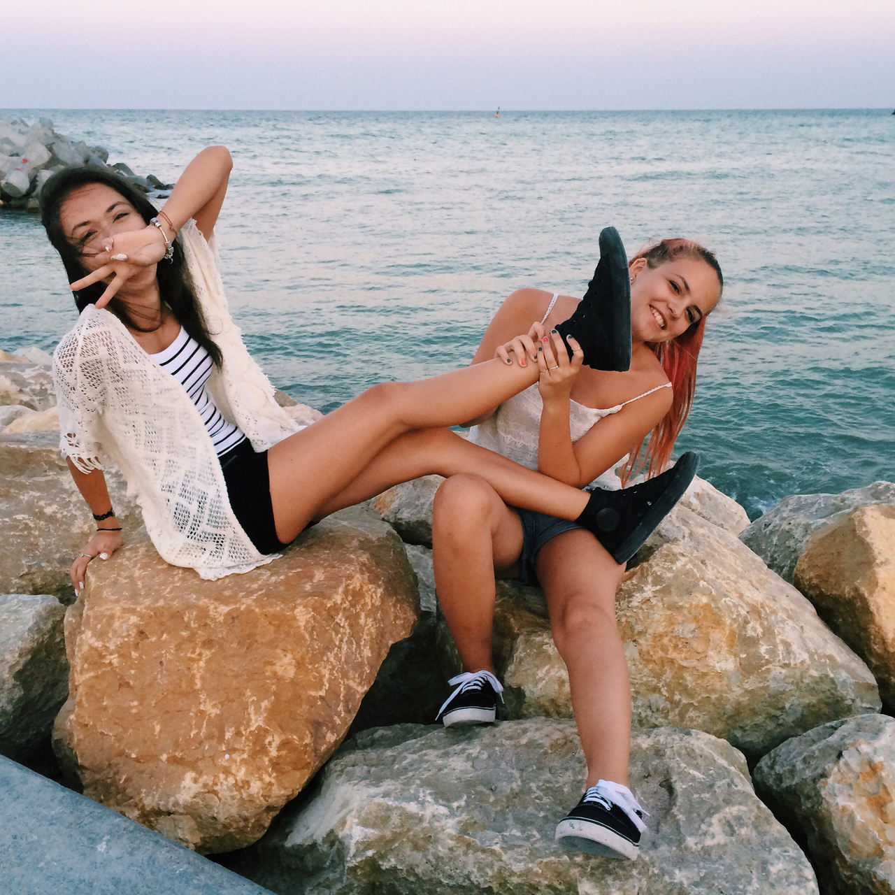 best friends forever, bestie, bff and crazy