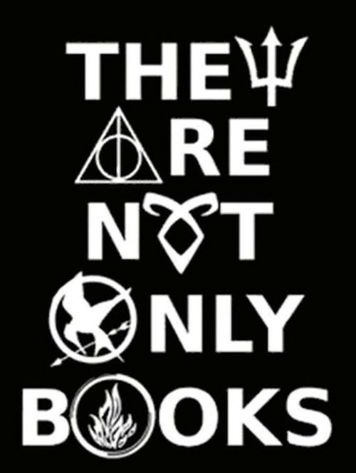 books, frases, libros and sagas