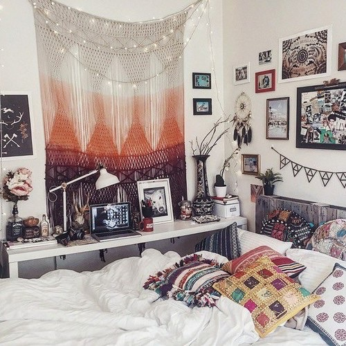 Creative Bedrooms That Any Teenager Will Love: - Image #3374585 By Bobbym On Favim.com