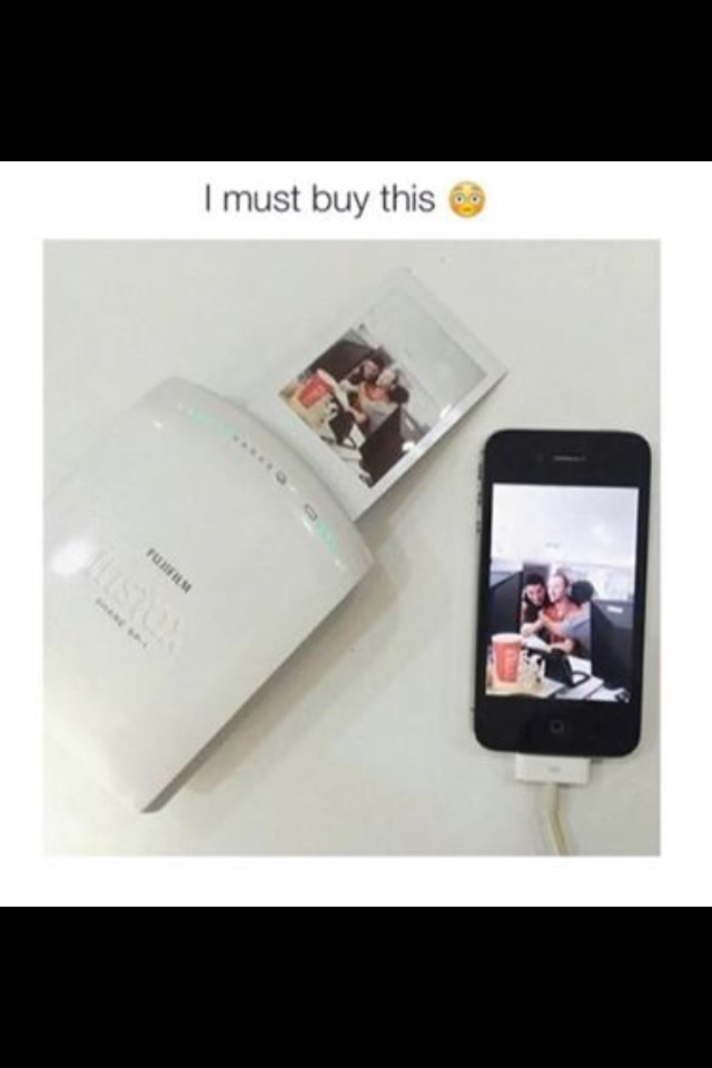 films, iphone, photo and printer