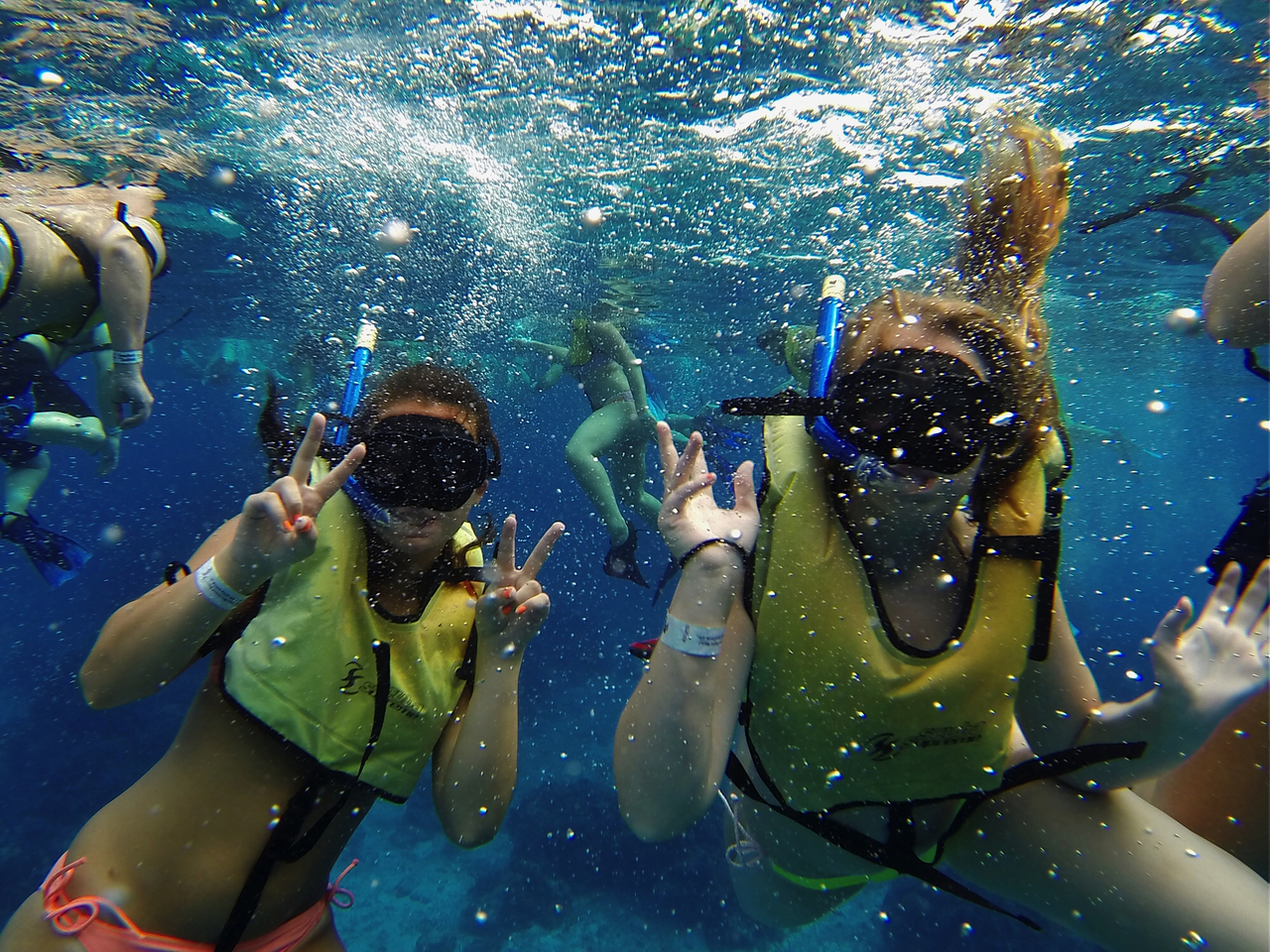 adventure, beautiful, blue, bubbles, cold, cozumel, dive, explore, flippers, friends, goggles, gopro, mexico, ocean, outdoors, scuba, sea, snorkel, snorkeling, sun, swim, swimming, underwater, vest, warm, water, white, yellow, scuba dive, ​bestfriend
