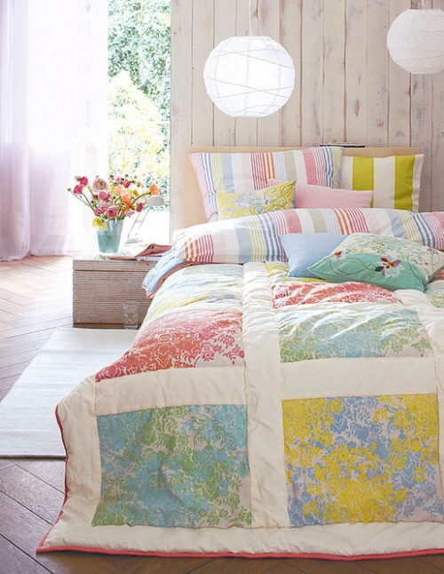 beautiful bed bedroom cute girls pastel photography pretty