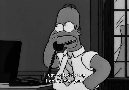 funny, homer, just and love you