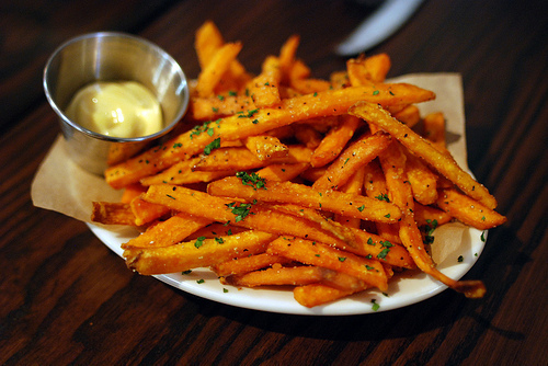 how to cook frozen fries on stove top
