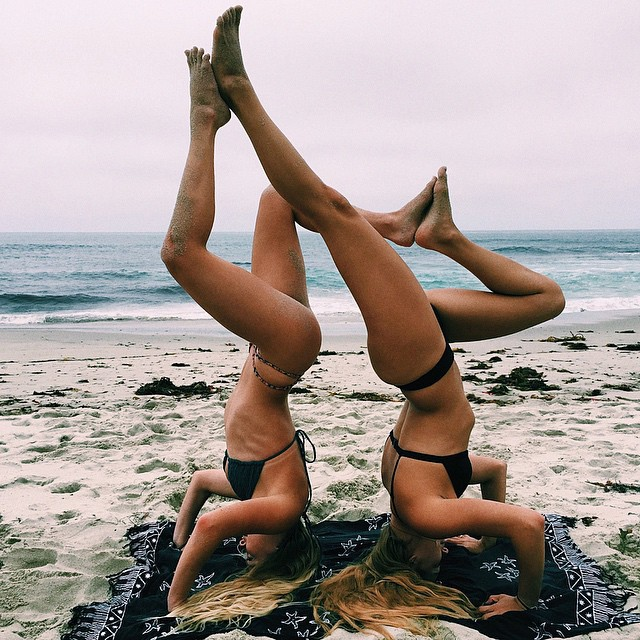 Tumblr beach pictures with friends