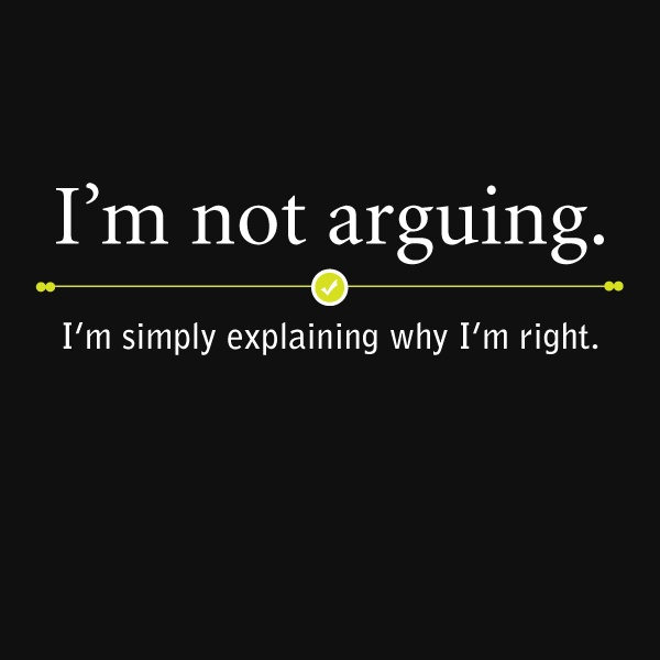 Never Argue With Stupid People Quote: Image #3540249 By Winterkiss On