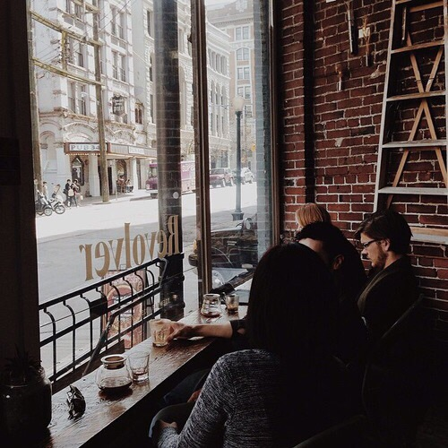 brooklyn, coffee, see the world and travel