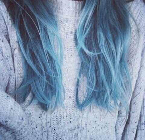 Hair hairstyle hipster indie ombre ombre hair photography style