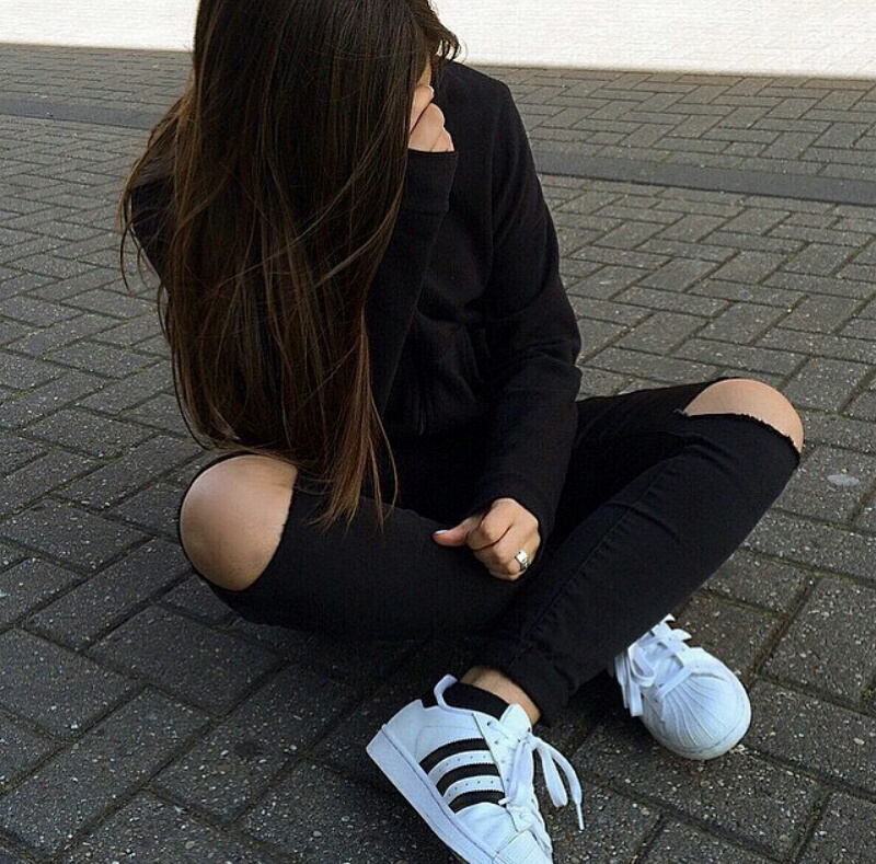 Inspiration love shoes stripes style teen trend vogue wear