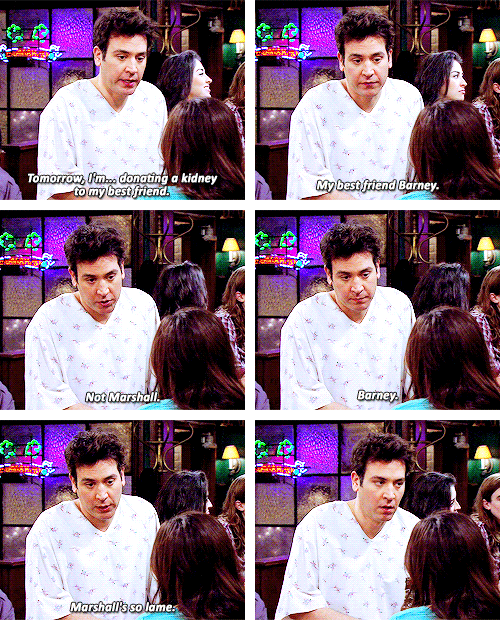 funny, himym, how i met your mother and quotes