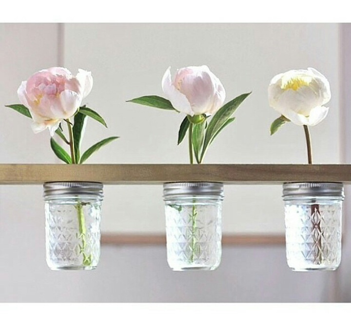 decoration, diy, flowers, recycling, shelf, sweet home, vase, creative ideas