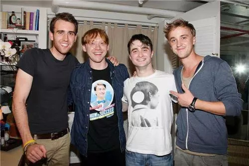 daniel radcliffe, draco malfoy, harry potter and heroes