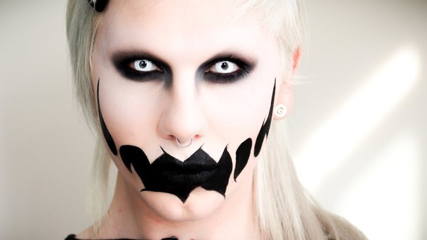 30 Halloween Makeup Ideas for Women , image 3692459 by