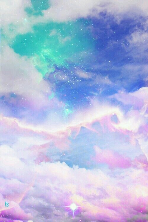 Background Cute Galaxy Glitter Likes Image 3693629 By