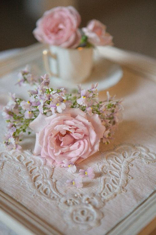 pink, shabby chic and vintage