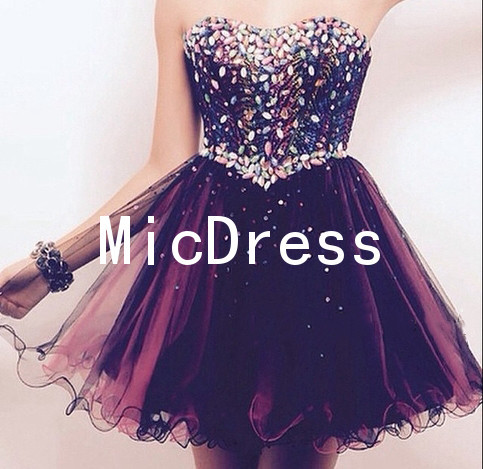 homecoming dresses, party dress, short prom dresses and First Set on Favim.com