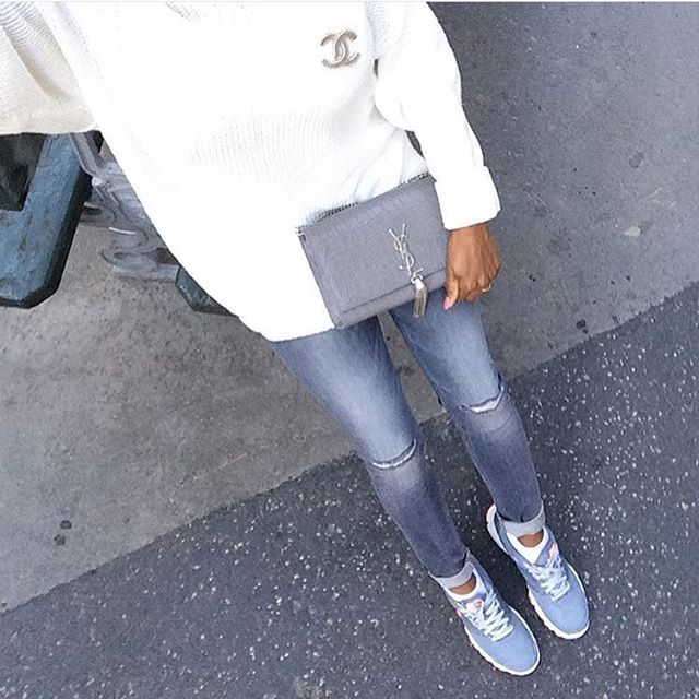 bags, clothes, cool, denim, denims, details, fashion, jeans, luxe, luxury, outfits, stile, style, white, sport style