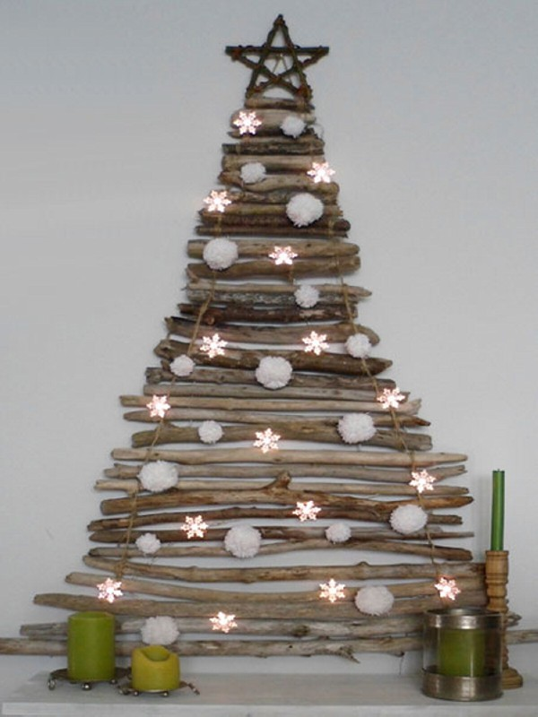 Recycled Materials Christmas Tree.Recycled Materials Chistmas Tree Crafts Recycled Things