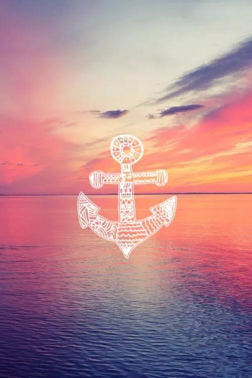 The gallery for --> Vintage Anchor Wallpaper