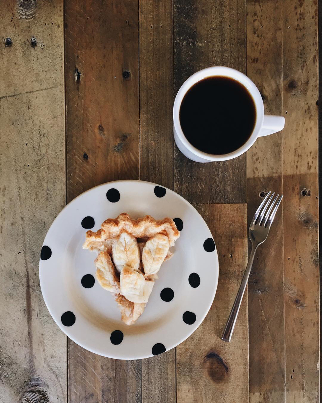 apple pie, autumn, coffee and cup