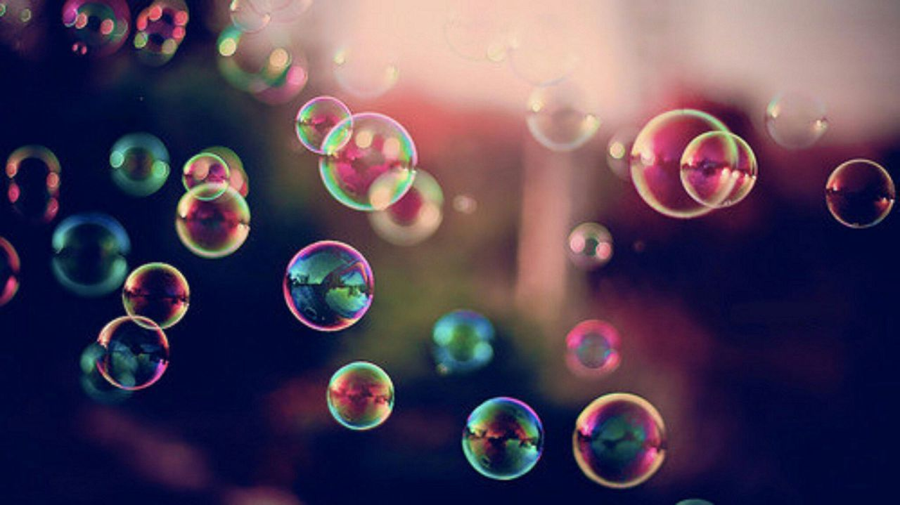 background, bokeh, bubbles, colorful, photography, wallpapers, ysm