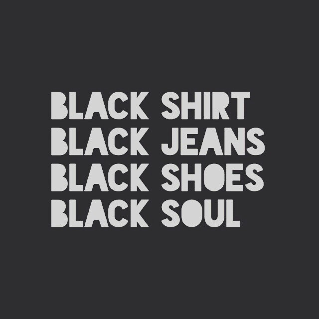 bad boy, black, jeans and my sets