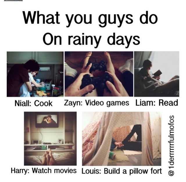 Harry and Louis One Direction Imagines