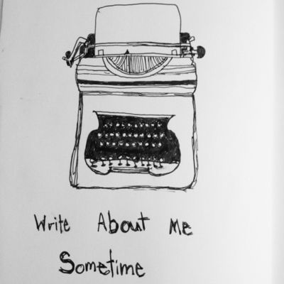 about me, book, life, live, sometime, write, writer