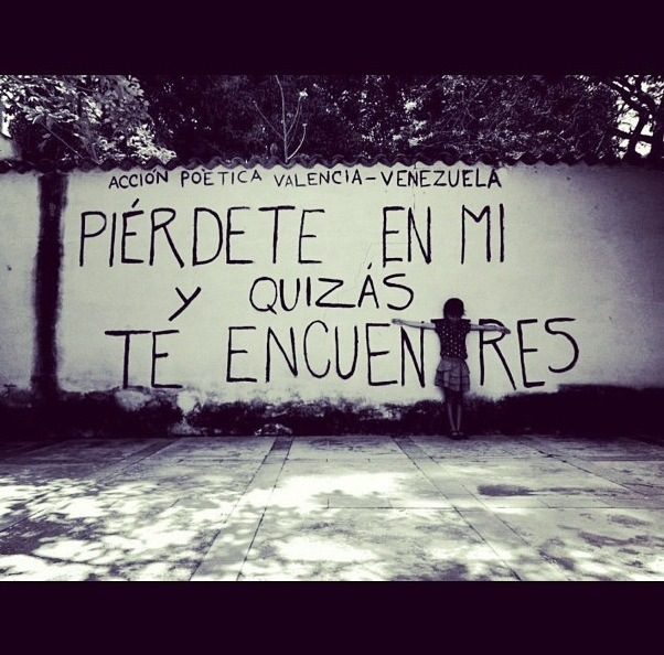 accion poetica, amor, love, quote - image #727159 on Favim.com