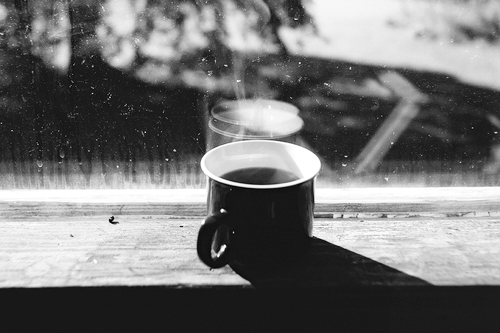 alone, black and white, bliss, books - image #673131 on ...