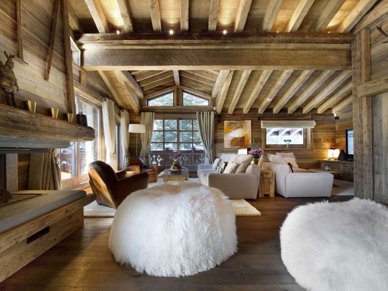 alps, architecture, chalet, french alps, house, luxury, snow, villa