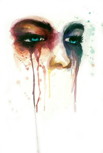 art, beautiful, colors, eyes - image #689403 on Favim.com