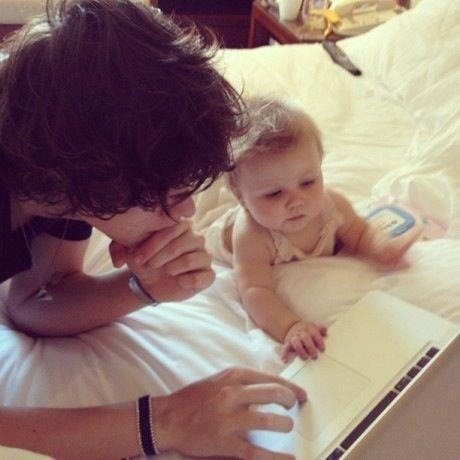 baby lux, harry styles