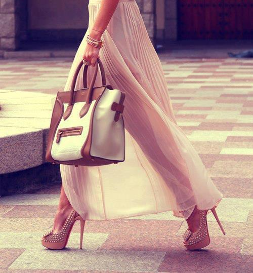 Bag Fashion Heels Life With Style Image 706569 On