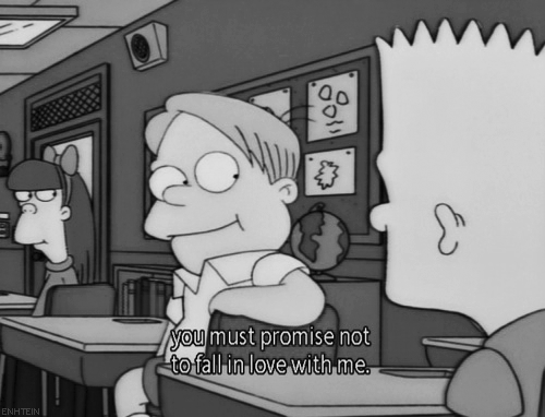 Bart Simpson Quotes About Love. QuotesGram