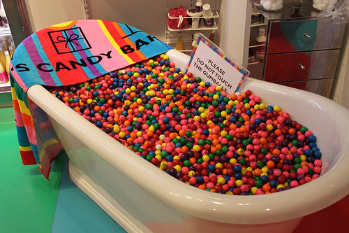 Bath Candy Color Food Image 707550 On Favim Com