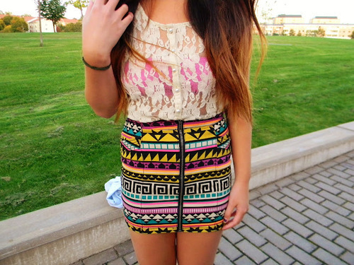 beautiful, colorful, etnic, fashion