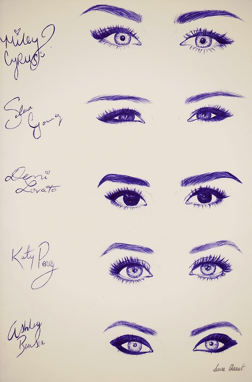 The gallery for beautiful eye drawing tumblr for Tumblr drawings of eyes