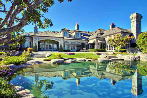 Beautiful estate gorgeous home image 676247 on for Beautiful house with swimming pool