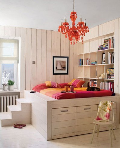 bed, bedroom, density, interior, quarto, room