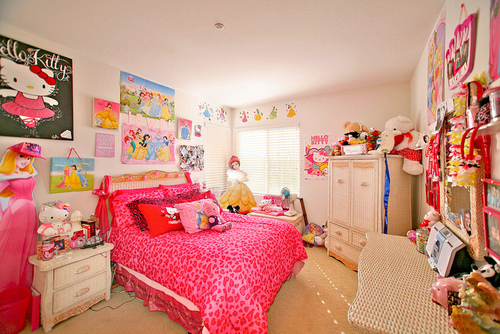 Great Pink Hello Kitty Bedroom 500 x 334 · 153 kB · jpeg